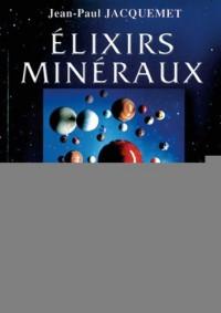 Les élixirs minéraux : Régulation émotionnelle
