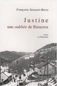Justine, une oubliée de Rieucros