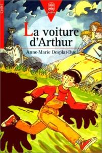 Poche jeunesse : mon bel oranger - la voiture d'arthur