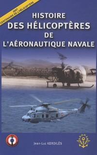 Histoire des hélicoptères dans l'aéronautique navale