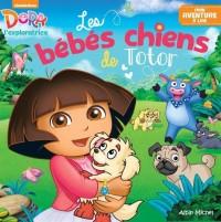 Les bébés chiens de Totor