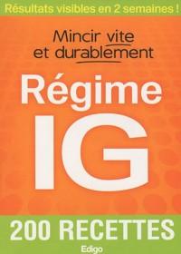Régime IG : Mincir vite et durablement