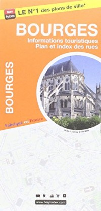Bourges : 1/10 000
