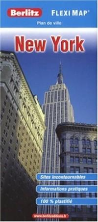 New-York Flexi Map Plastifi E