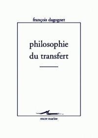 Philosophie du transfert