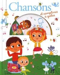 Mes premières chansons: Chansons et comptines à gestes avec 1 CD (18 minutes) - Dès 3 ans