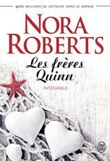 Les frères Quinn, Intégrale Tomes 1 à 4 : Dans l'océan de tes yeux ; Sables mouvants ; A l'abri des tempêtes ; Les rivages de l'amour [Poche]
