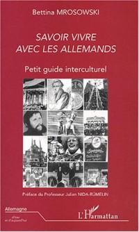 Savoir vivre avec les Allemands : Petit guide interculturel