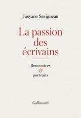 La passion des écrivains