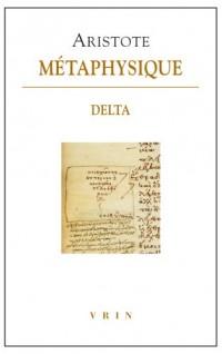 Métaphysique - Livre Delta