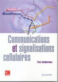 Communications et signalisations cellulaires