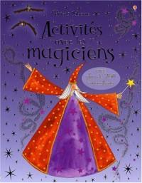 Activités avec les magiciens
