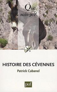 Histoire des Cévennes