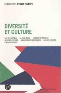 Diversité et culture : Edition bilingue