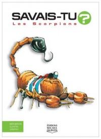 Savais-tu - Les scorpions