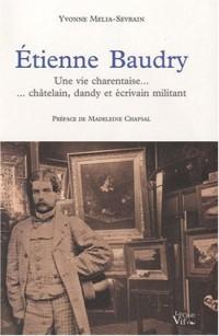 Etienne Baudry