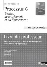 Processus 6 bts 2 cgo (gestion de la tresorerie et du financement) - prof - 2010