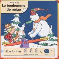 Tom et Tim : Le bonhomme de neige
