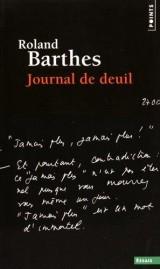 Journal de deuil : 26 octobre 1977 - 15 septembre 1979 [Poche]