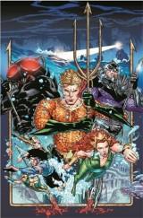 Justice League 03 L´Ambassade de l´Atlantide ouvre ses portes !