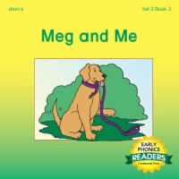 Early Phonics Reader: Meg and Me