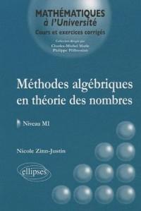 Méthodes algébriques en théorie des nombres : Niveau M1