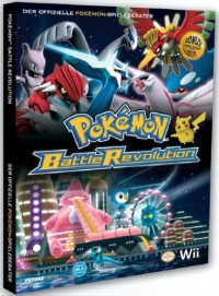 Pokemon Battle Revolution - Der offizielle Pokemon Spieleberater