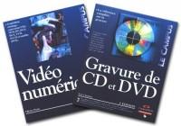 Vidéo numérique : Acquisition - Montage - Conversion VHS, DVD, DV, DivX, BivX, VCD, SVCD et satellite (DVB) + Gravure de CD et DVD