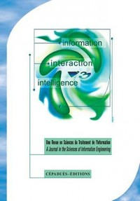 Information Interaction Intelligence, Volume 5 N° 1/2005 :