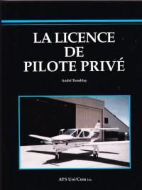 La Licence de Pilote Prive