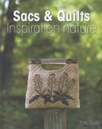 Promenade dans la nature (Inspiration nature) : Sacs & Quilts