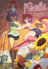 Maliki, Tome 4 : (Rose) Blanche : Collector
