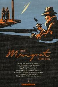 Tout Maigret T05