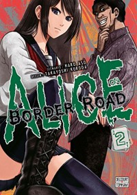 Alice on Border Road 02