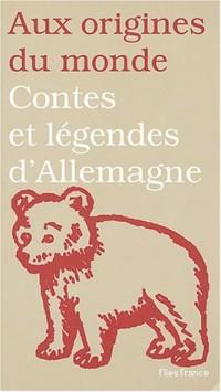 Contes & legendes d'Allemagne/suisse