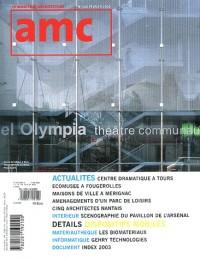 AMC - Revue le moniteur architecture, numéro 140 - Février 2004