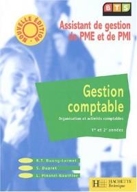 Gestion comptable BTS assistant PME PMI, livre de l'élève