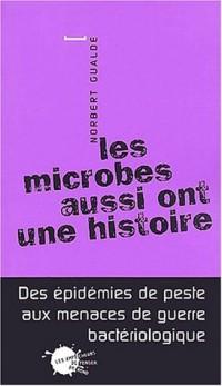 Les microbes aussi ont une histoire