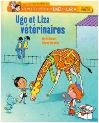 Les petits métiers d'Ugo et Liza : Ugo et Liza vétérinaires