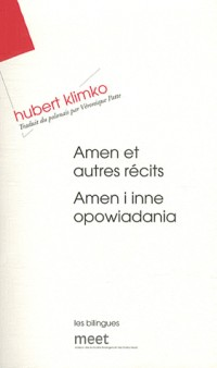 Amen et autres récits : Edition bilingue français-polonais