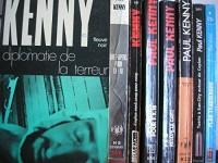 paul kenny - lot 8 livres : diplomatie de la terreur - guet apens pour fx 18 - coplan rend coup pour coup - des sirenes pour fx 18 - fx 18 releve le gant - envoyez fx 18 - tuerie a sun city autour de