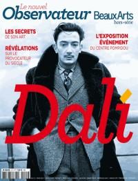Dali au Centre Pompidou, Le Nouvel Observateur / Beaux Arts, Hors-série