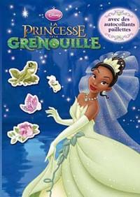 La Princesse et la Grenouille, STICKERS ETINCELLES