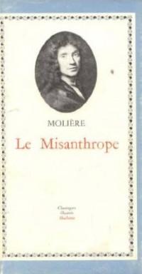 Le Misanthrope (Nouveaux classiques illustrés Hachette)