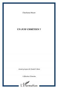 Juif Chretien Recit