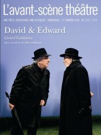 David et edward - L'avant-scène théâtre n°1275