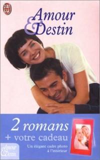 Coffret Amour & Destin, 2 volumes : La Rivale - Sac d'embrouilles (+ 1 cadeau : cadre photo)