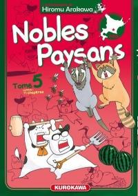 Nobles Paysans - tome 05 (5)
