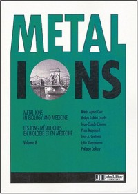 Metal Ions in Biology and Medicine : Tome 8