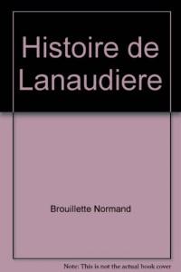 Histoire de Lanaudiere